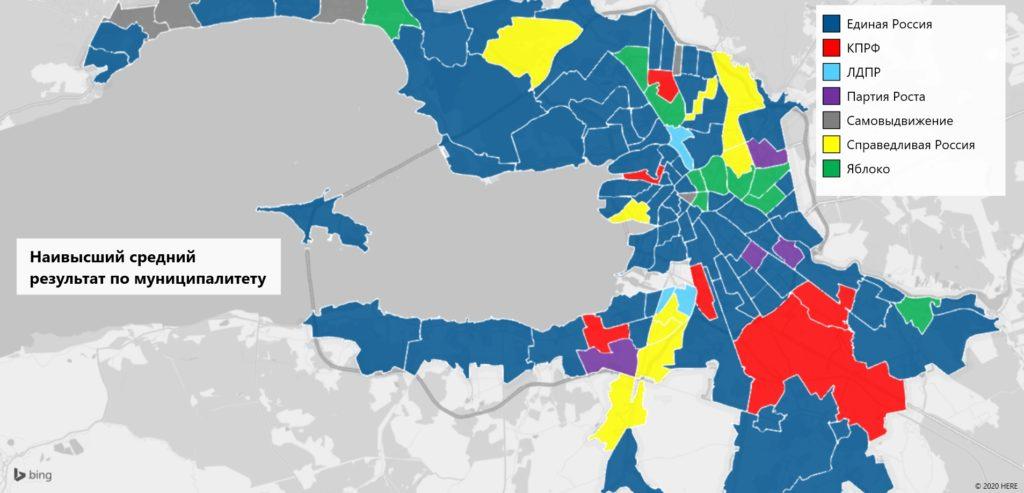 выборы, партии, петербург, муниципалитет